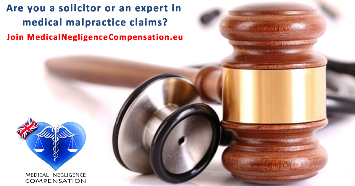 medical negligence compensation solicitor